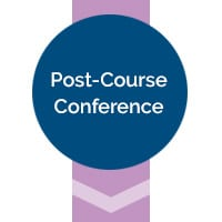 Post-Course Conference